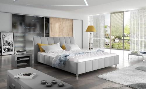 łóżko Tapicerowane 80263