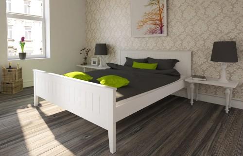 łóżko Sosnowe Siena