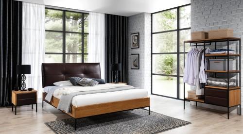 łóżko Fiord