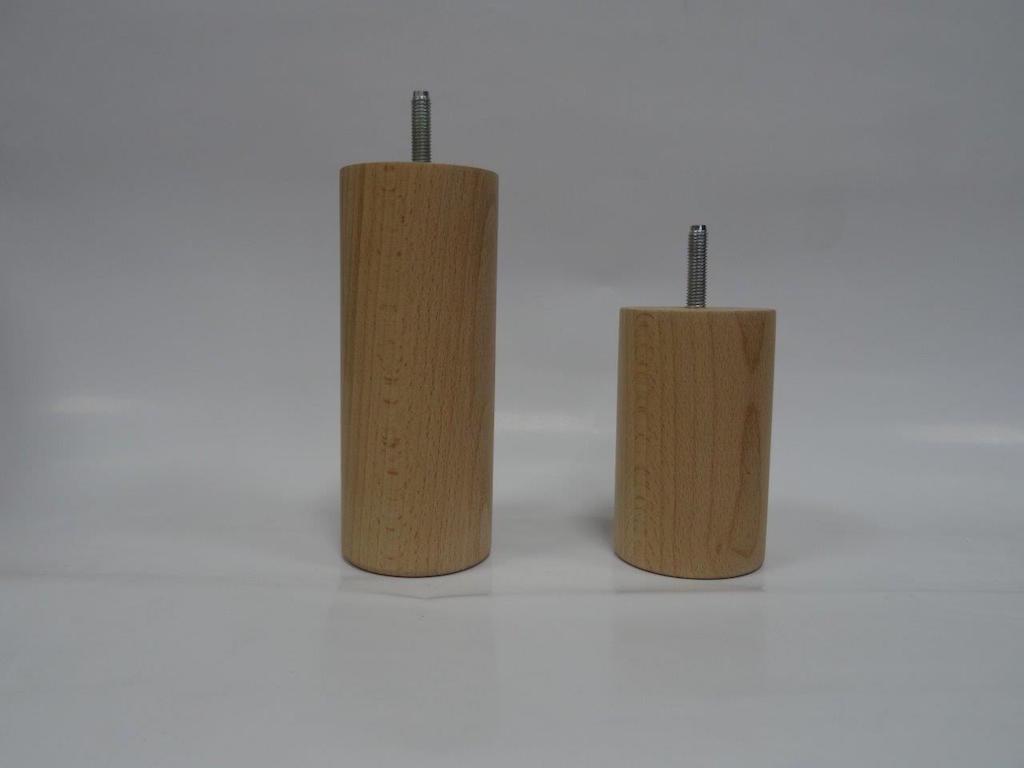 Nogi Standard drewniane 10 lub 15 cm